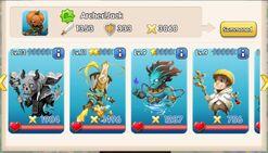 Hero squad - zoom