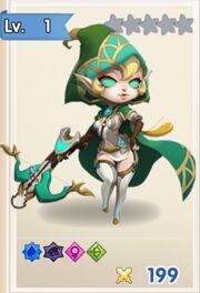 Alissa profile - zoom