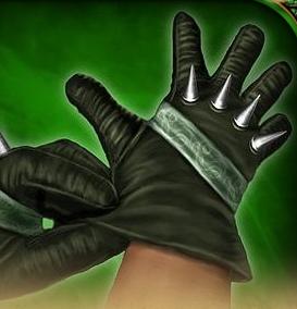 Gloves of Agony