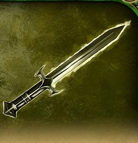 Dagger of the White Rose