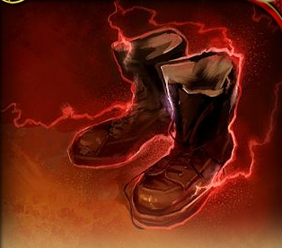 Boots of the Storm