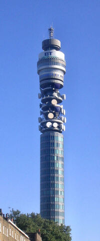 BT Tower 2004