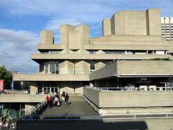 Royal National Theatre London SouthBankCentre02