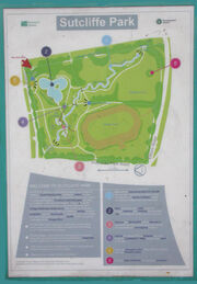 Sutcliffe Park Interpretation Board 1