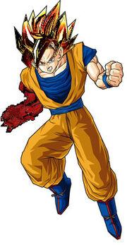 MAGMA Goku