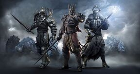 The Men of the Armor
