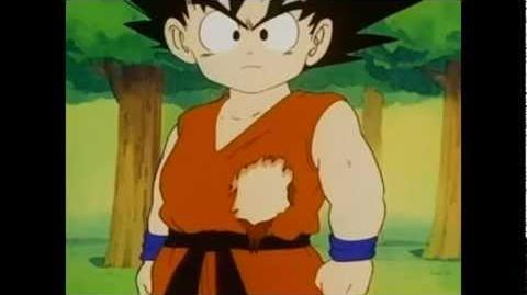 Goku Kills Mercenary Tao