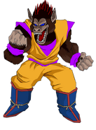 Goku ozaru2