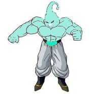 Buff kid buu