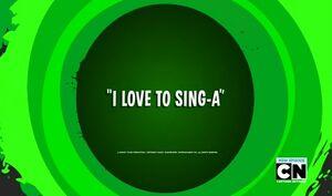 Sing-a