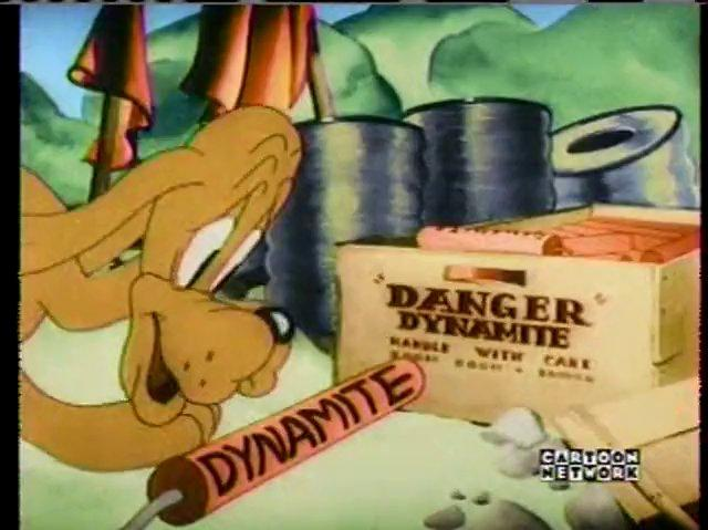 Looney Tunes - Rover's Rival (colorized)