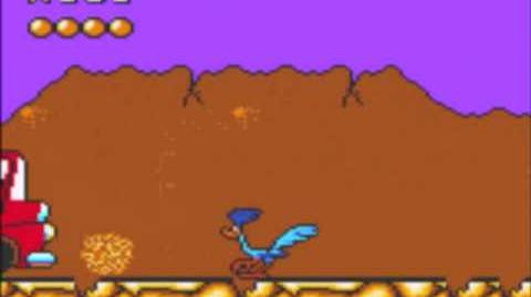 Desert Speedtrap (Sega GameGear) - Walkthrough - Level 4 - Highway Runnery