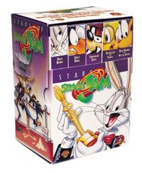 Stars of Space Jam boxed set