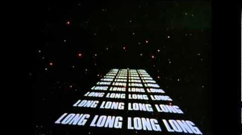 Bugs Bunny's Star Wars Crawl 1979 Parody