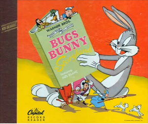 Bugs Bunny in Storyland Cover