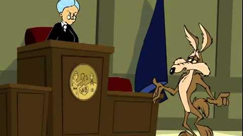 Looney Tunes Reality Check Judge Granny) 2 Inherit the Windbag