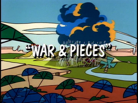War and Pieces-title