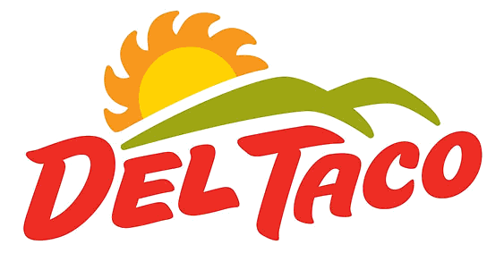 File:Logo of Del Taco.png