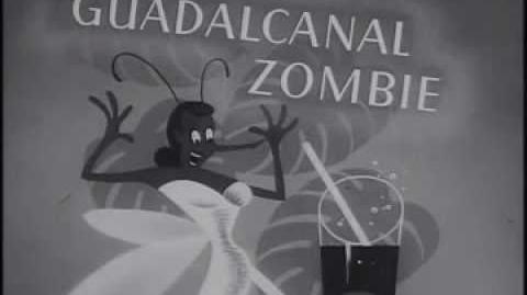 Private SNAFU - It's Murder She Says (1945) - WWII Cartoon