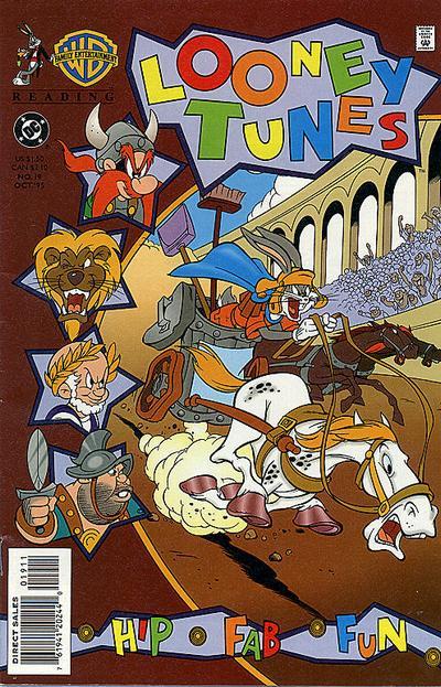 Looney Tunes Dc Comics Issue 19 Looney Tunes Wiki