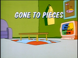 Gone To Pieces