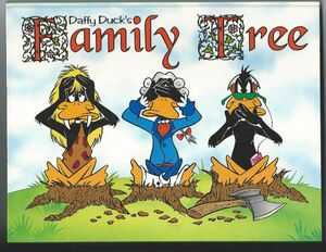 Lt daffy ducks family tree