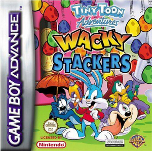 Wacky Stackers Cover
