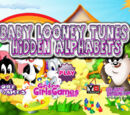 Baby Looney Tunes Hidden Alphabets