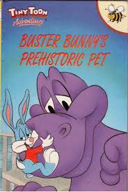 Lt tta buster bunnys prehistoric pet