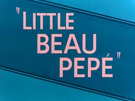 Little Beau Pepe