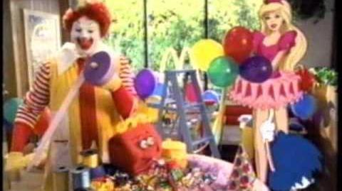 McDonald's Happy Meal Workshop (1994) 3