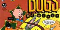 Bugs Bunny Monthly Issue 3