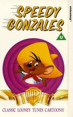 Speedy Gonzales (1990) (UK VHS)