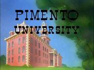 Pimento University (Name 1)