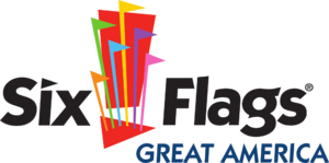 Six Flags Great America logo