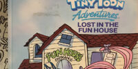 Tiny Toon Adventures Lost in the Fun House