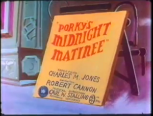 Porky's Midnight Matinee