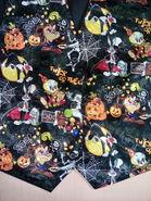 Vintage Looney Tunes Halloween Vest, Bugs Bunny, Taz, Tweety Bird, Sylvester, Daffy Duck, Looney Tunes Vest, Warner Bros.