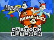 Animaniacs on Cartoon Network