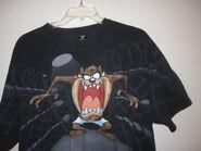 Warner Bros. Studio Mens Tasmanian Devil T-Shirt
