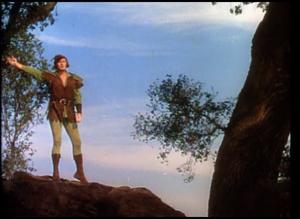 Live-Action Robin Hood (Rabbit Hood; 1949)
