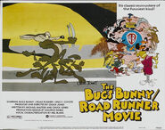 Lt bugs bunny road runner movie lobby card 1