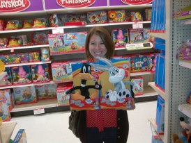 File:Jessica with Bugs & Daffy.jpg