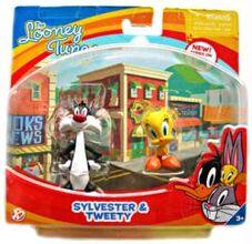 Sylvester Tweety figures