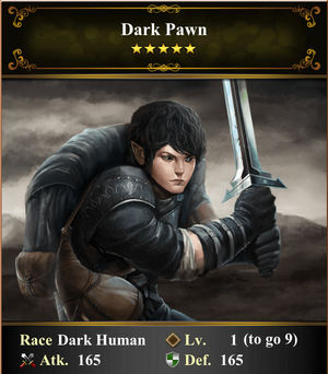Card - Dark Pawn