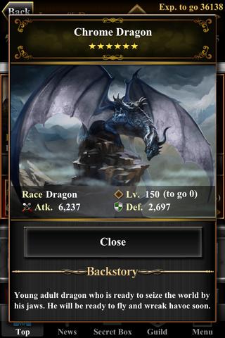 Chrome Dragon