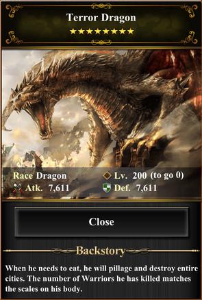 Card - Terror Dragon-max
