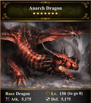 Card - Anarch Dragon