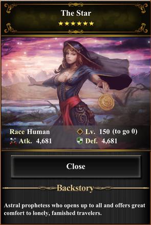 Card - The Star-max