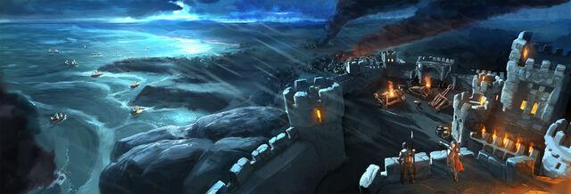 File:Dark castle burning.jpg